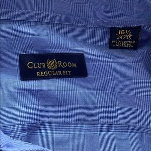 Club Room Shirts - BUNDLE & SAVE Club room regular fit dress shirt
